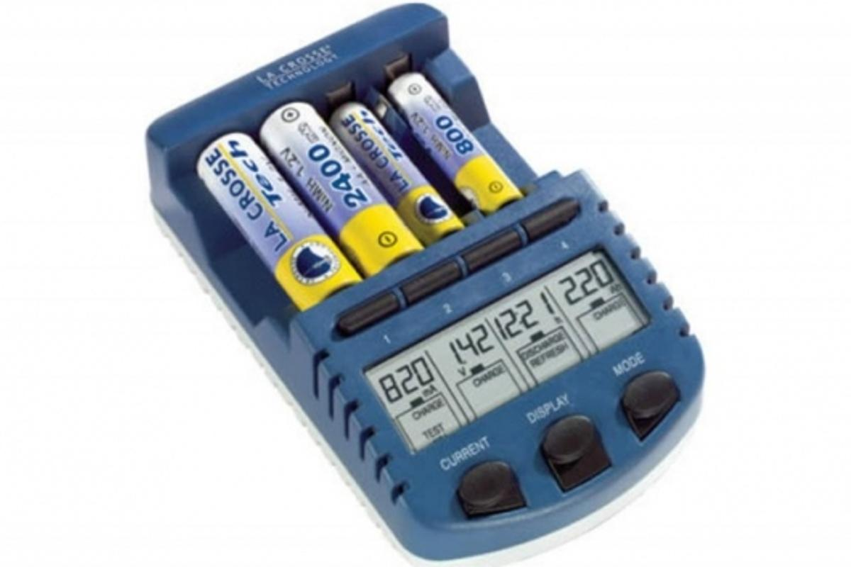 LaCrosse Alpha Power Battery Charger