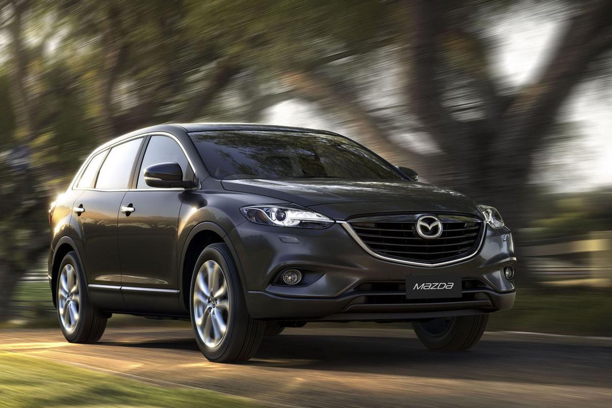 The 2013 Mazda CX-9 (Photo: Mazda)