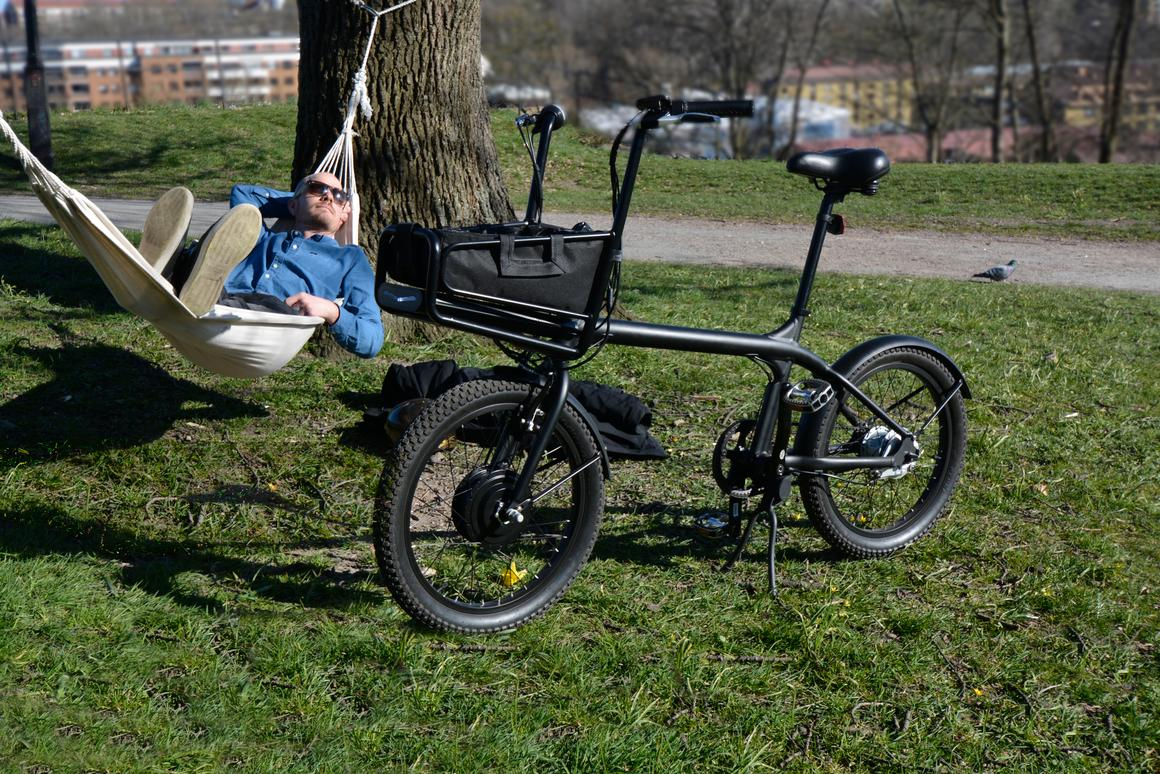 """The Elbi e-bike from Elbi Cycles is described as """"easy to own and even easier to ride and can take you to all the places where you want to go"""""""
