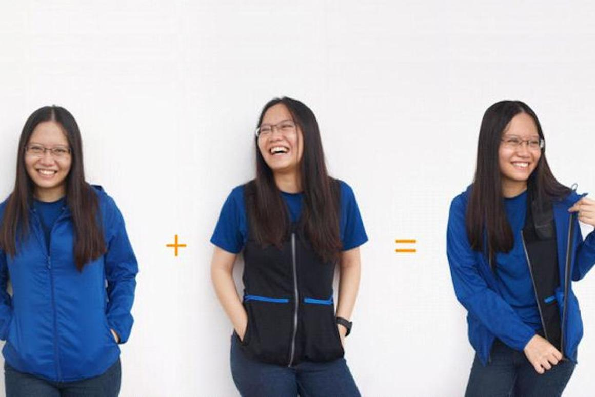 The makers of the Aira massage jacket are hoping for an end of 2015 market launch