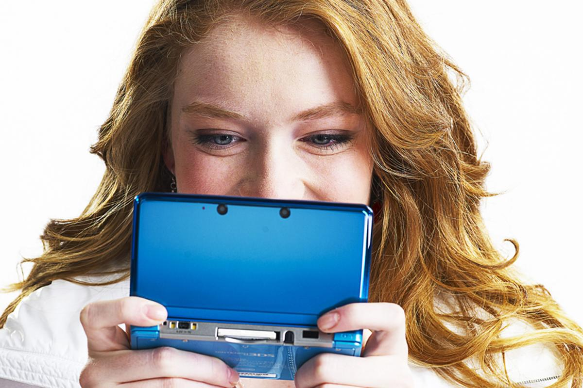 The NIntendo 3DS will hit Japan in February and Europe and the U.S. in March