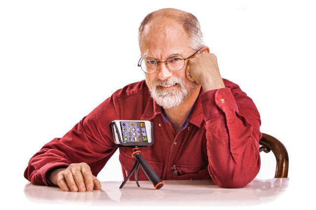 SlingShot inventor Charles G. Waugh