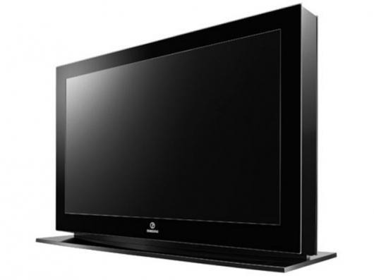 The Armani/Samsung LCD TV