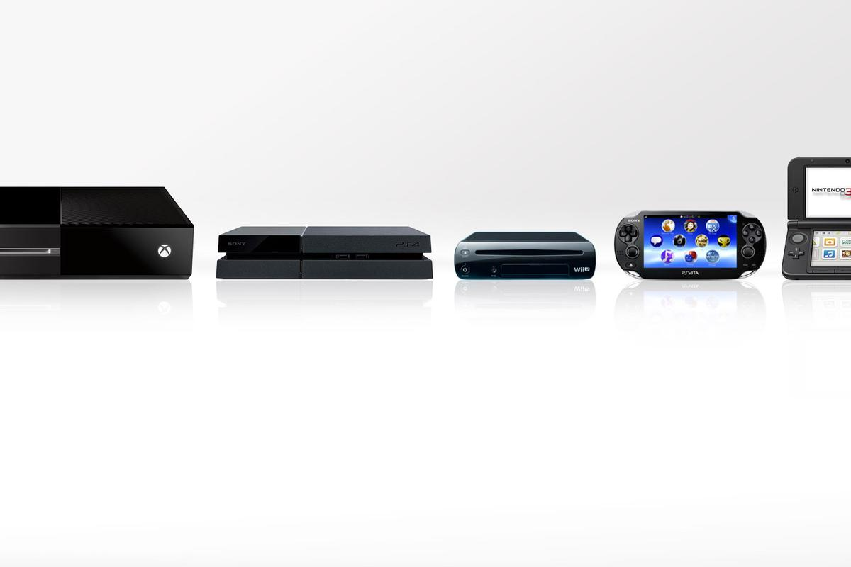 Gizmag compares the latest flagship game consoles of the 2013 shopping season
