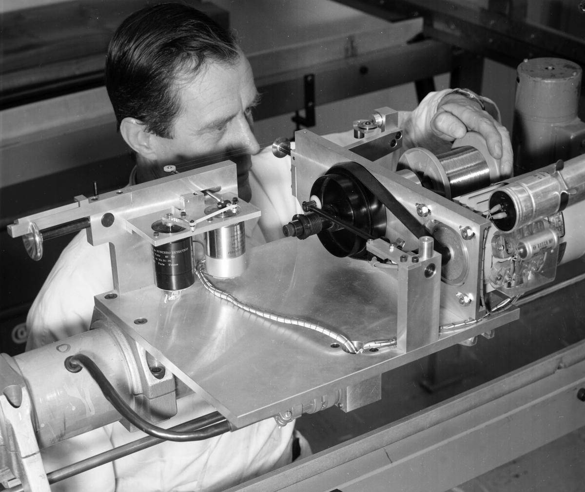CERN is currently digitizing over 50 years of old black and white photographs, but researchers aren't sure what some photos depict (Photo: CERN)