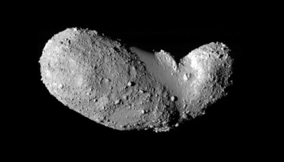 Water has been discovered in samples returned from the asteroid Itokawa