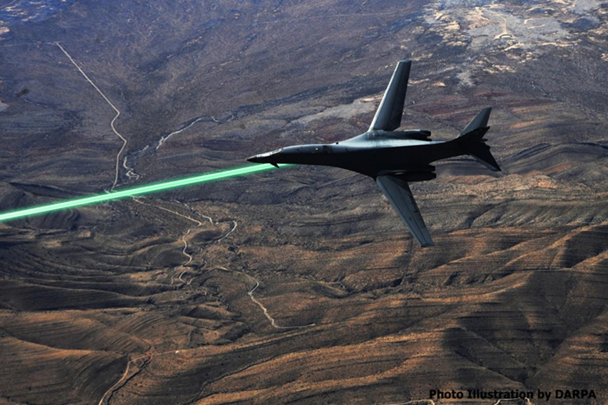 HELLADS is primarily intended as an air-to-ground laser weapon