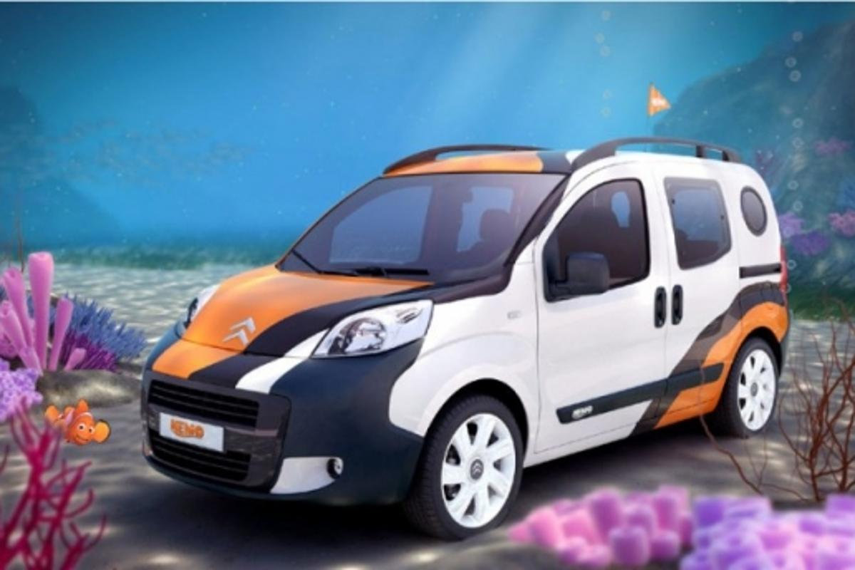 Citroën Nemo Concetto