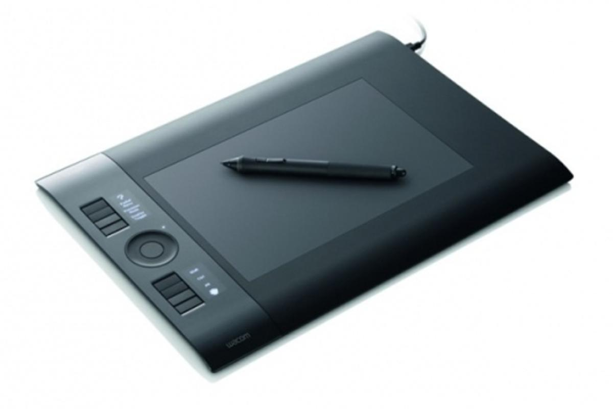 The Wacom Intuos4 M