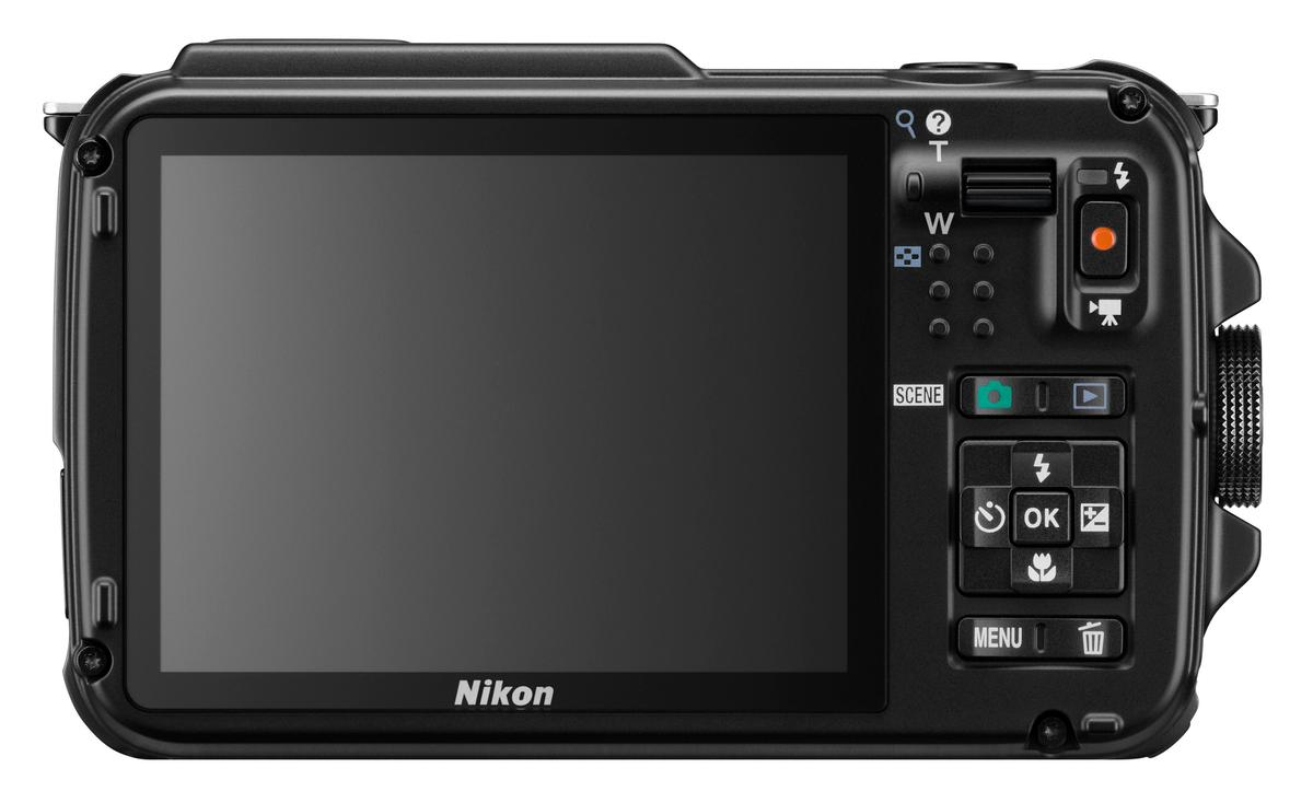 An electronic compass on the Nikon COOLPIX AW110 is there to help any lost photographers navigate unfamiliar destinations
