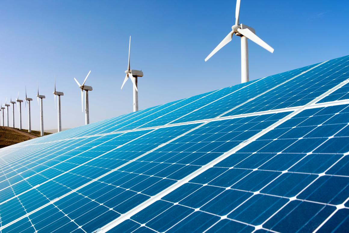 New research examines the economics of storing energy from renewable sources (Photo: Shutterstock/luchschen)