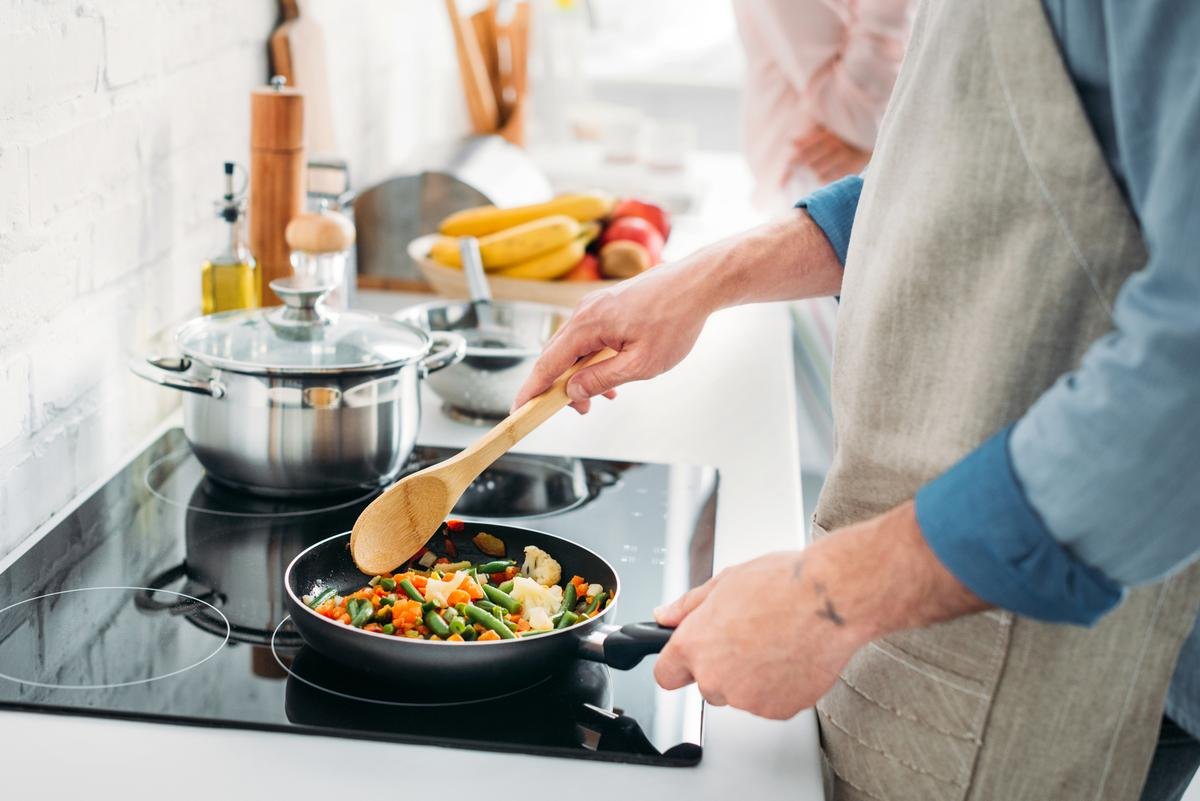 A new study has examined how cooking food alters the gut microbiome
