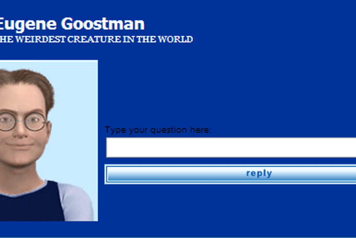 The Eugene Goostman chatbot, which simulates a 13-year old boy, has passed the Turing Test