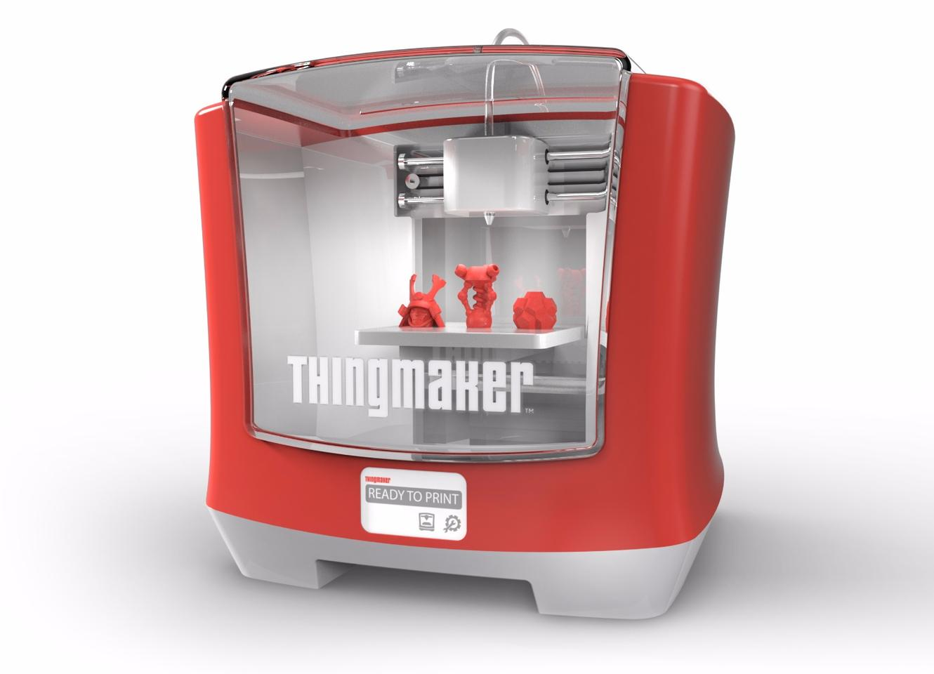 Mattel has announced it's bringing back the iconic ThingMaker as a 3D printer for children