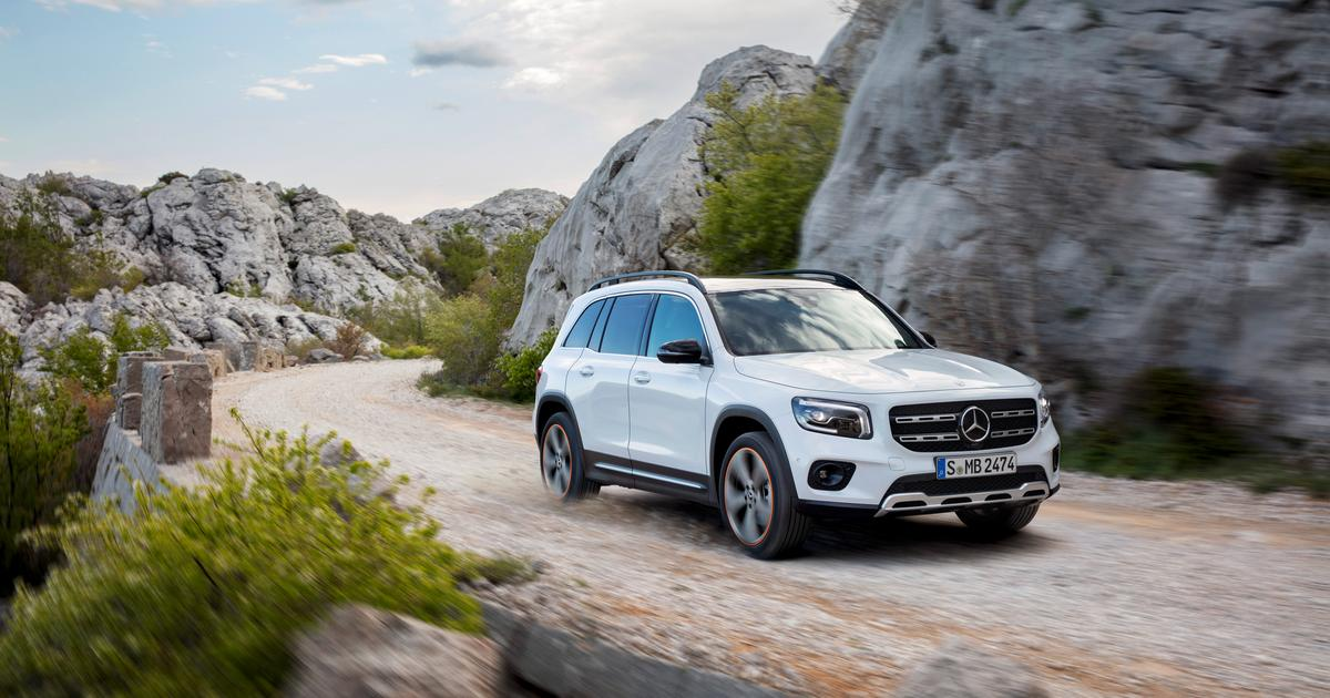 Review: 2020 Mercedes-Benz GLB isn't compact in size or luxury