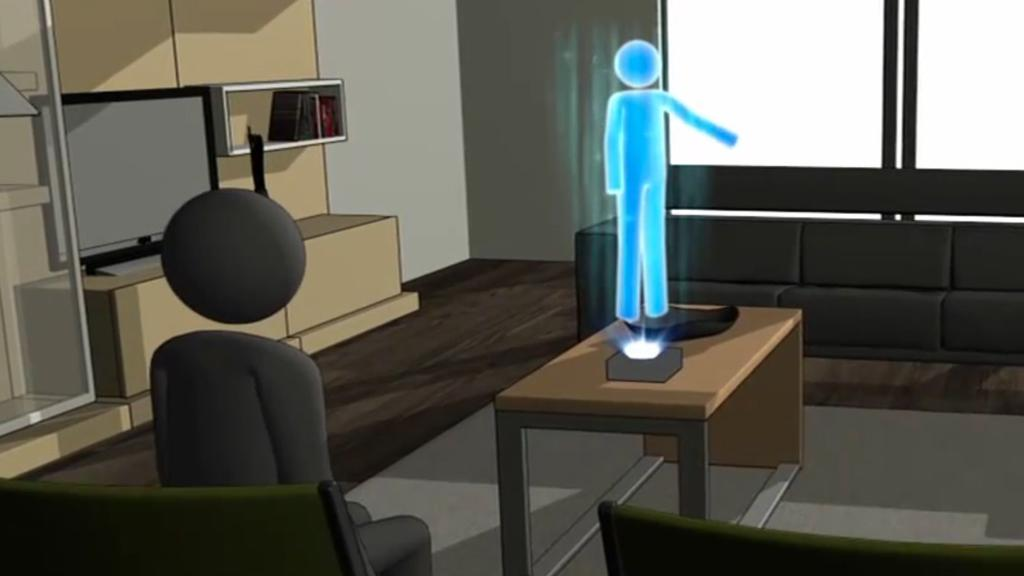 IBM predicts that holography chat (aka 3D telepresence) is on the way