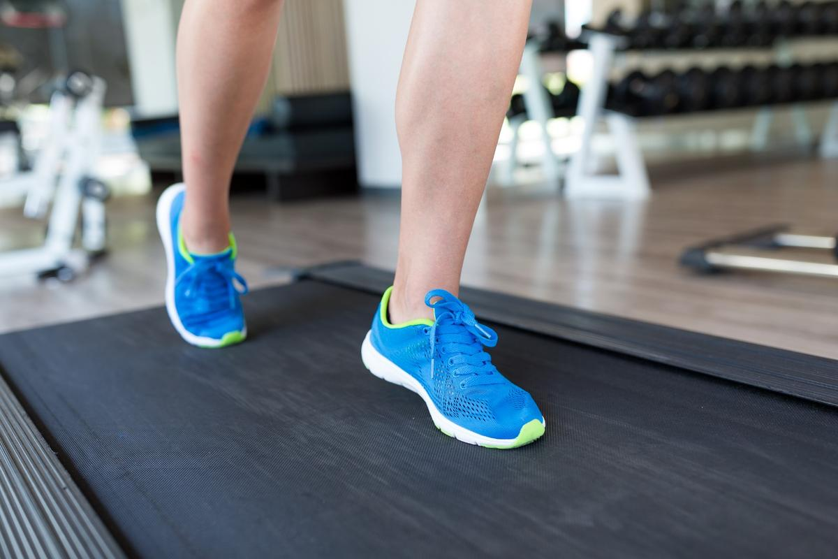 After seven months of regular treadmill exercise, women reported a 22-percent reduction in menstrual pain