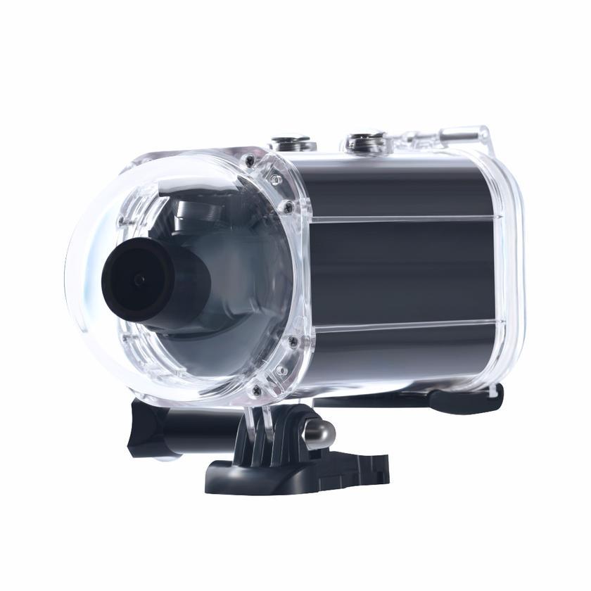 The GimbalCam shoots 4K/30fps video