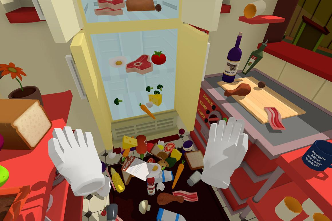 Gizmag chats with the creators of the quirky cross-platform VR title Job Simulator
