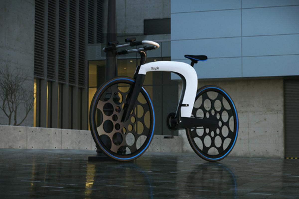 nCycle aims to offer a more attractive and compelling folding e-bike
