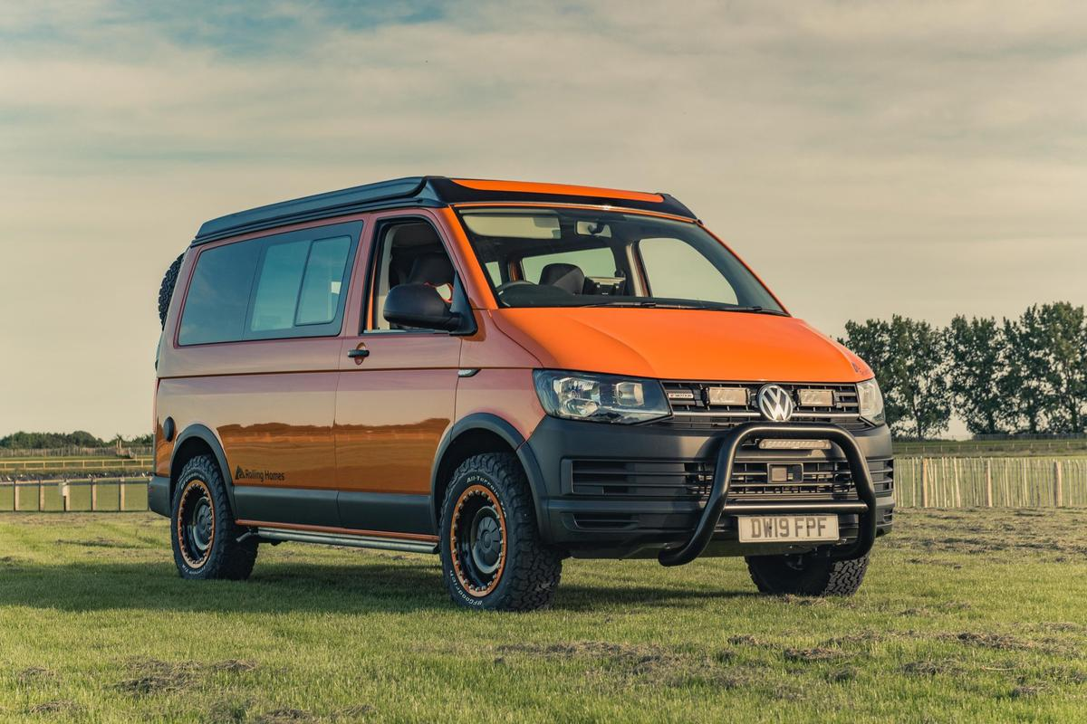 Rolling Homes will be showing the Expedition 4x4 once again at its open house this weekend