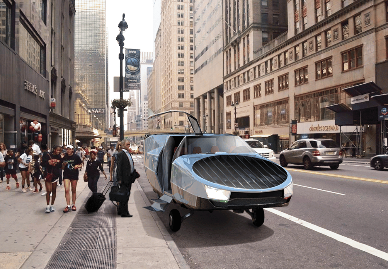 """Urban Aeronautics is going into """"full scale development"""" of its CityHawk flying car, an urban getabout vehicle with VTOL capabilities"""