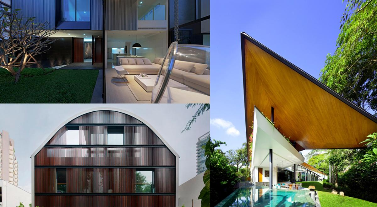 Gizmag presents a look at five of our favorite passively-cooled homes