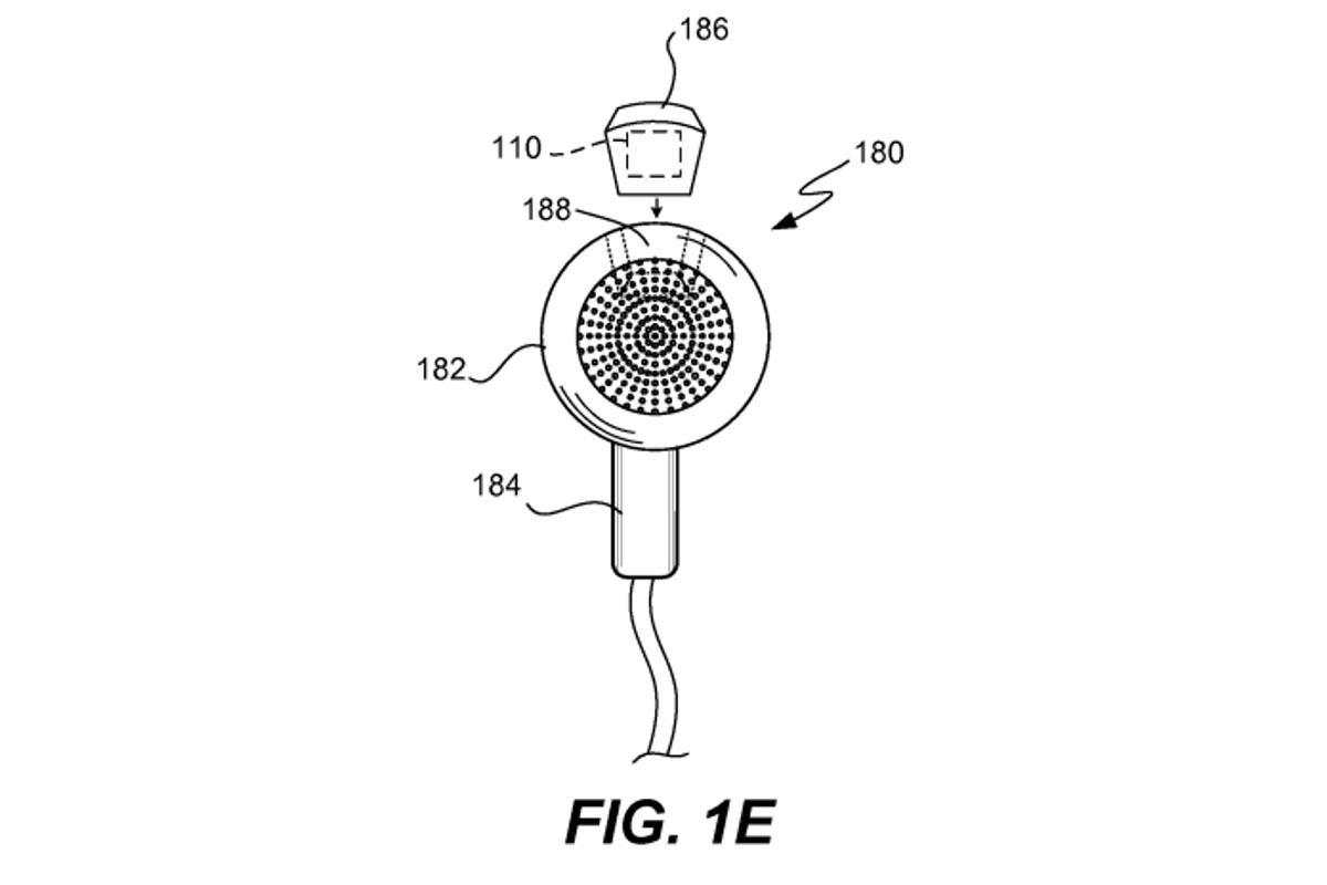 Apple has received a patent for smart fitness-tracking earbuds
