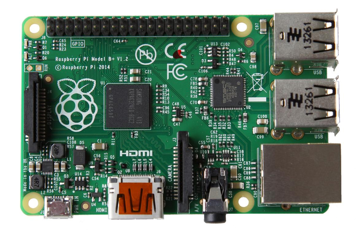 The Raspberry Pi Model B+ offers some key improvements for the same price as the original model