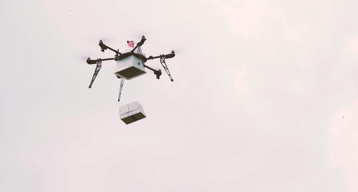 Australian startup Flirtey has form when it comes to drone-flight firsts in the US