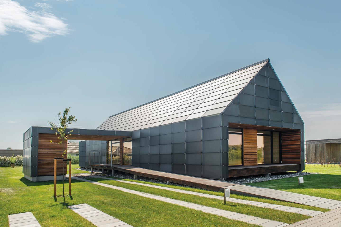 The Maintenance-Free House (Photo: Jesper Ray)