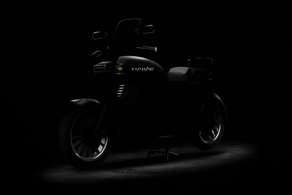 India's Blacksmith is preparing to take its electric motorcycle to production