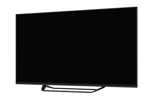 The 70-in LC-70X500 model in the Aquos 8K TV series will be released in Japan