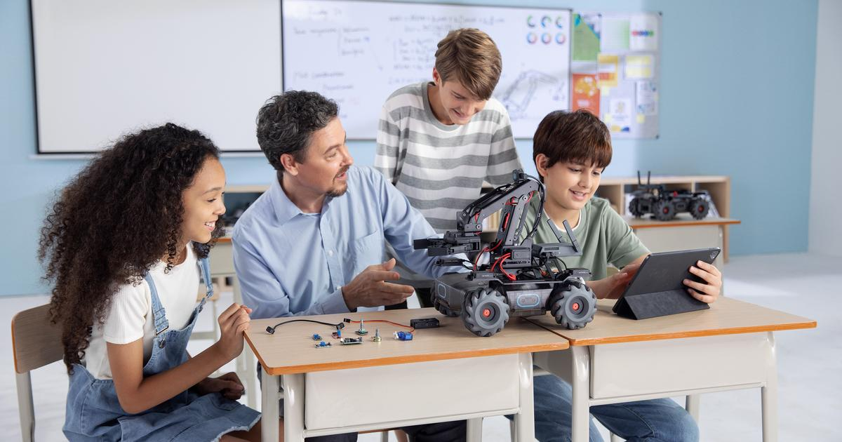 DJI sets up education branch, launches first product