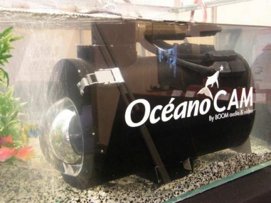 The OceanoCam.