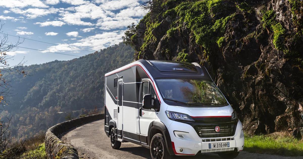 Challenger Combo drives like a camper van, lives like a motorhome