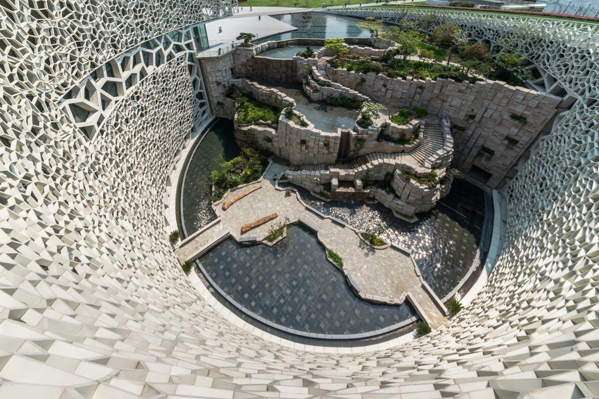 Shanghai Natural History Museum by Perkins + Will (Photo: James and Connor Steinkamp)