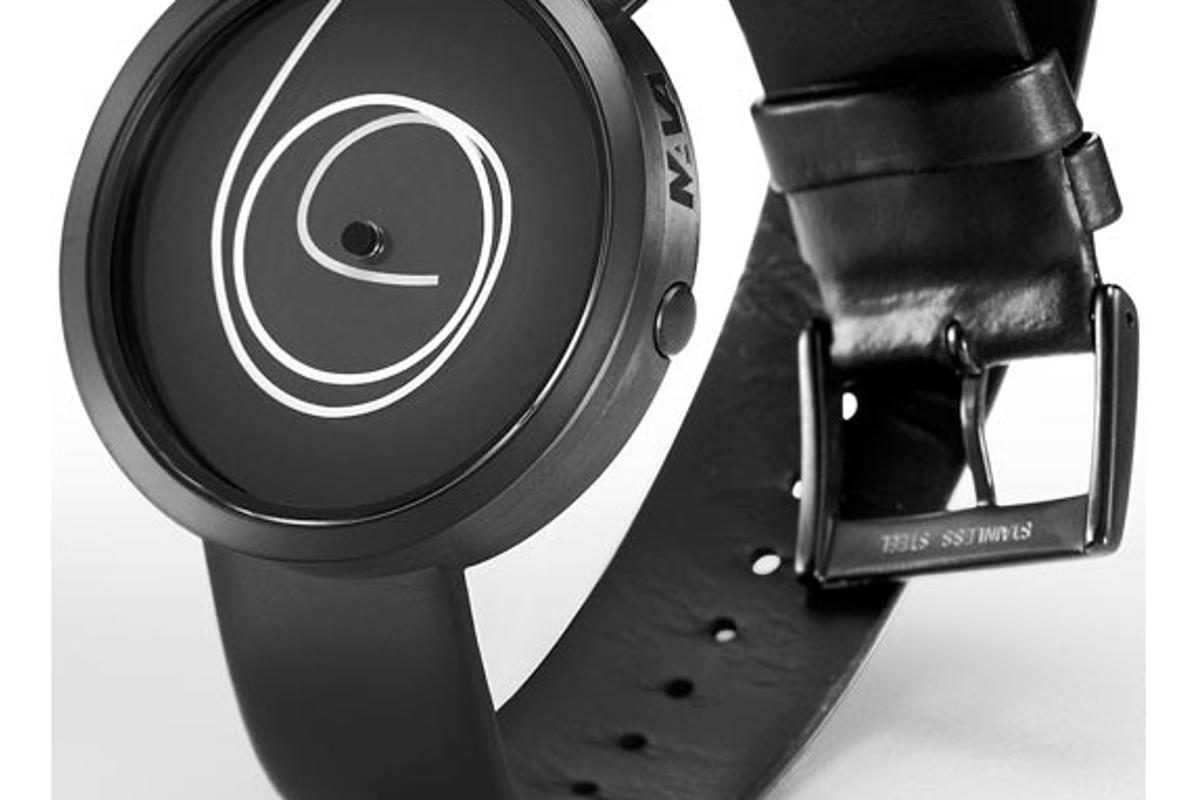 The Ora Unica is an ordinary watch made extraordinary by its unusual face