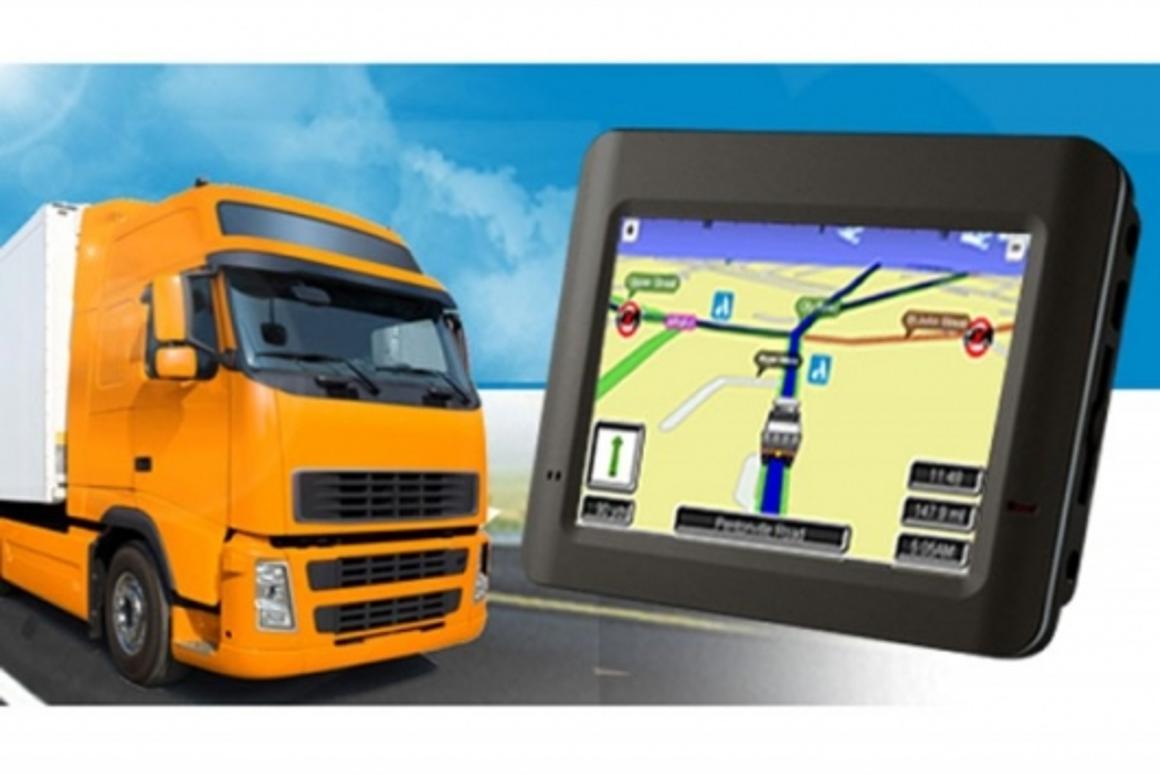 ProNav GPS software for heavy vehicles