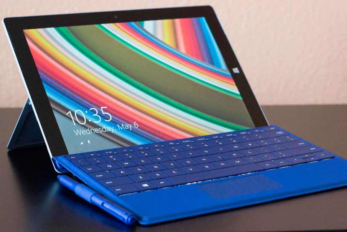 Before running our full review, Gizmag takes an early look at Microsoft's Surface 3 (Photo: Will Shanklin/Gizmag.com)
