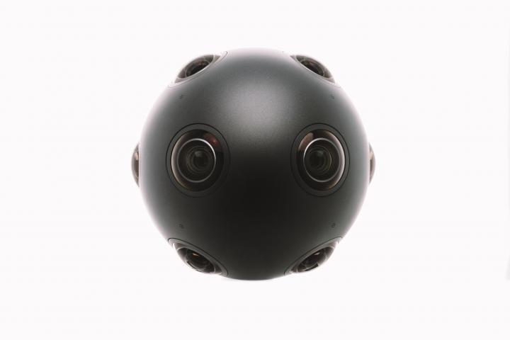 Ozo will be the first commercially available virtual reality camera