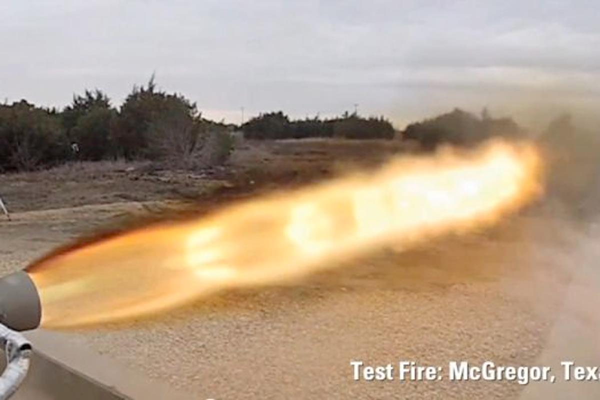 SpaceX has test-fired its advanced new SuperDraco engine, to be used on the Dragon spacecraft