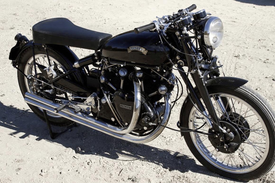 25 most interesting motorcycles at Mecum's June Las Vegas