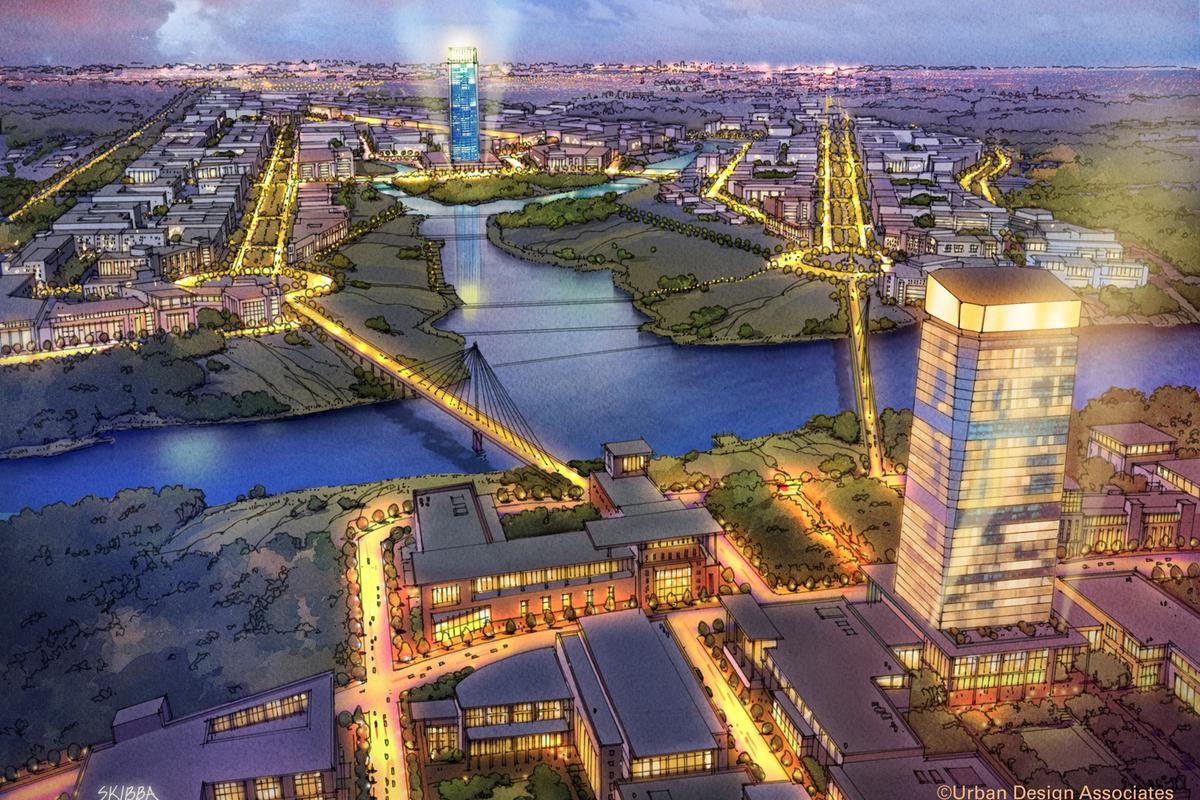 A vision of New Moscow