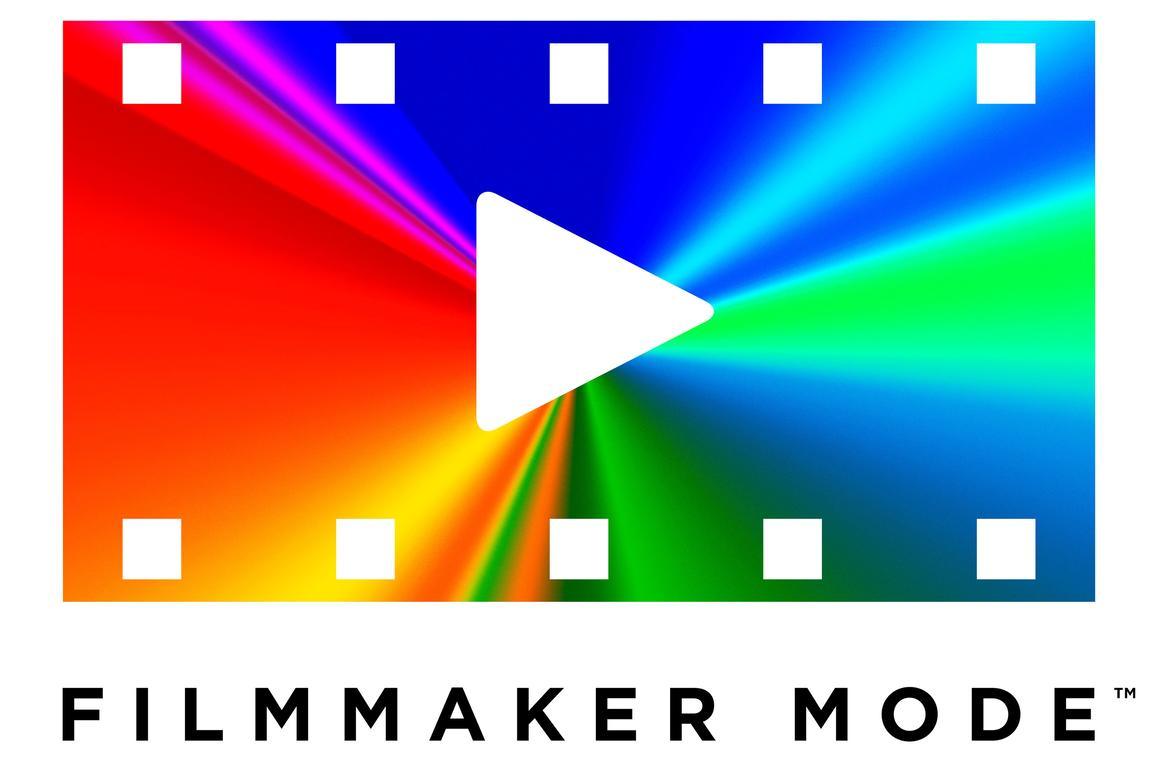 "Amazon Prime, LG, Panasonic and VIZIO have all expressed support for a new ""Filmmaker Mode"""