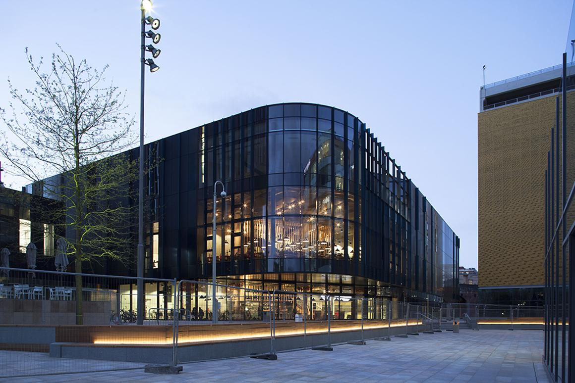 Home is a new arts venue in Manchester, UK, which opens its doors with a celebratory weekend of events from May 21-23