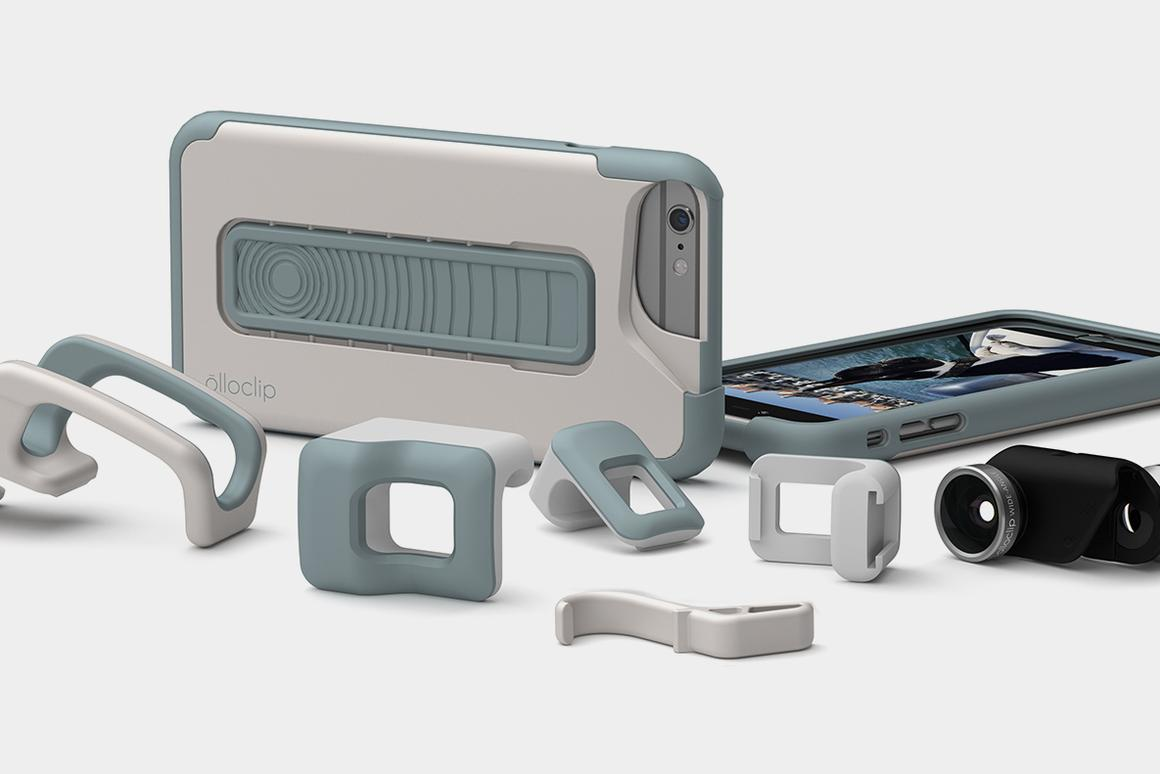 The Olloclip Studio is a photography-enhancing iPhone case and accessory system