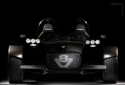 The RS Performance Caterham Levante