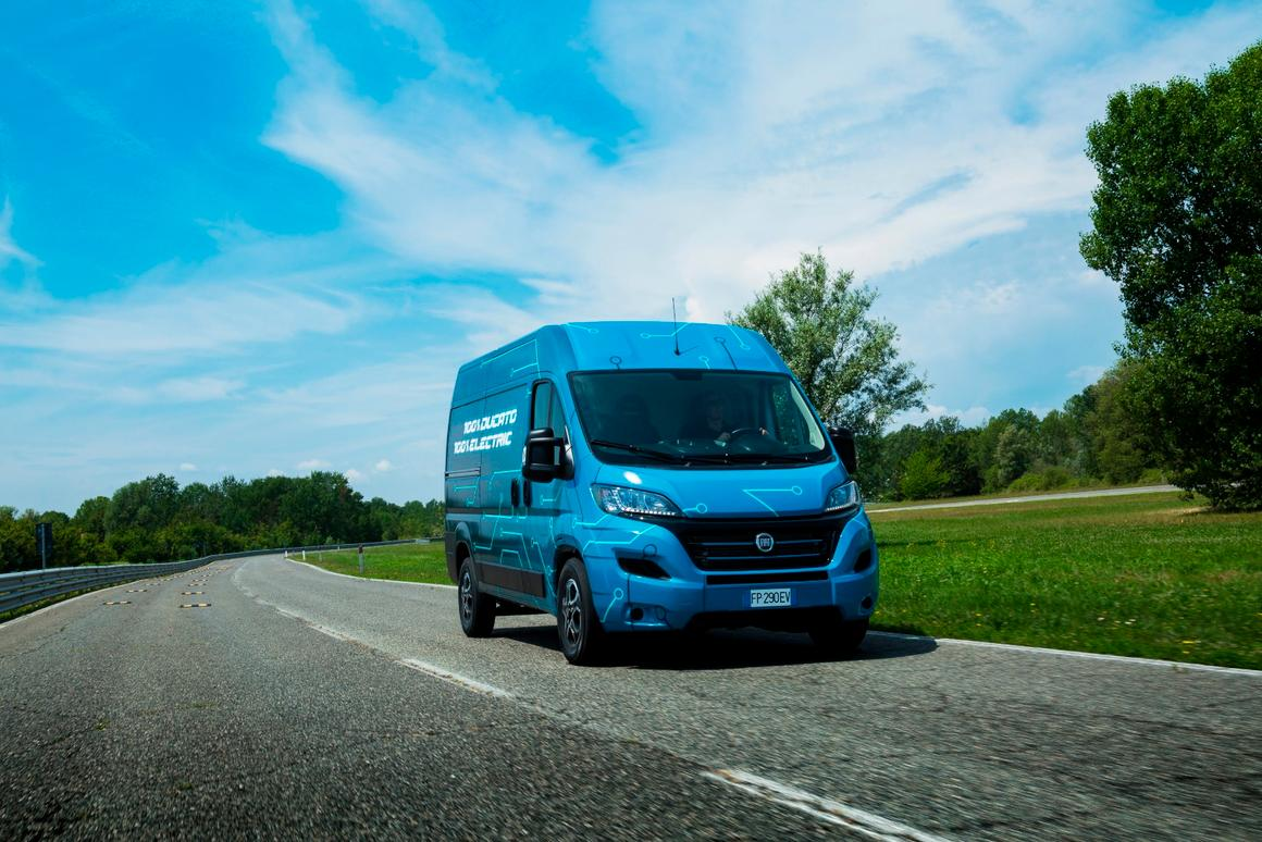 The Ducato Electric joins an updated MY2020 Ducato family