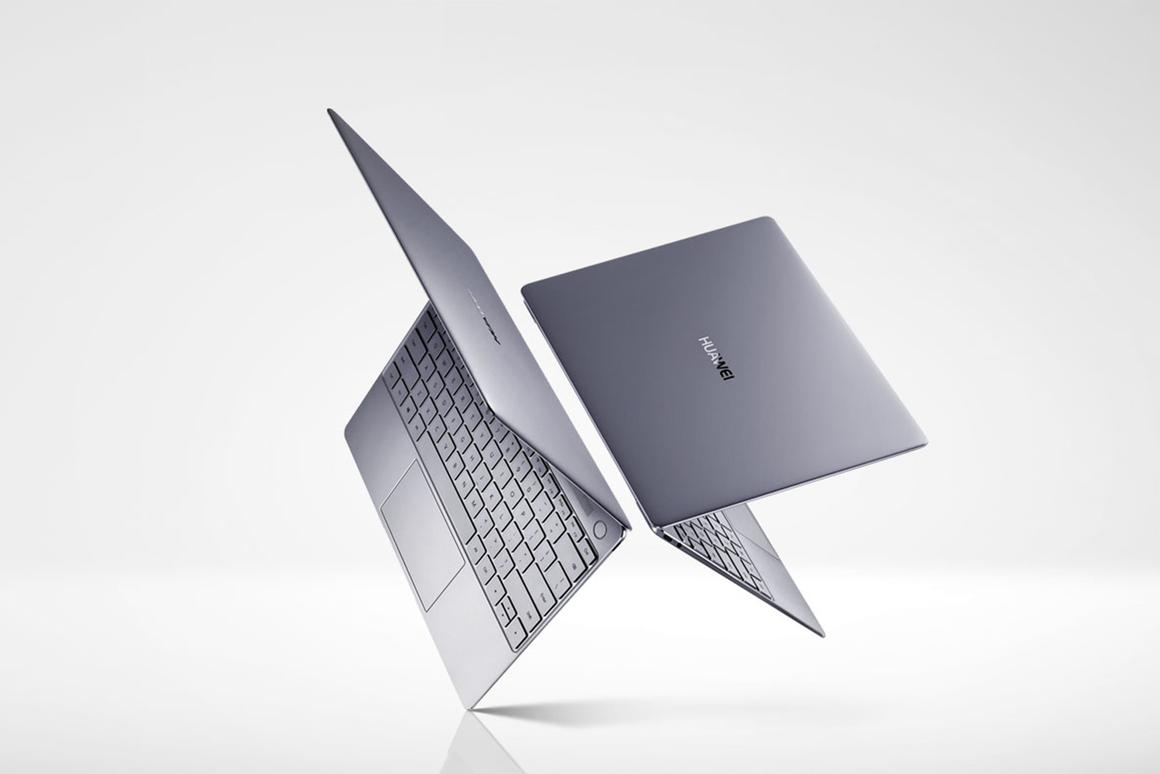 The Huawei Matebook X looks to have slim, portable laptops like the MacBook Air in its sights